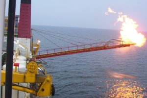 offshore flare requirements