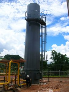 thermal oxidizer manufacturers