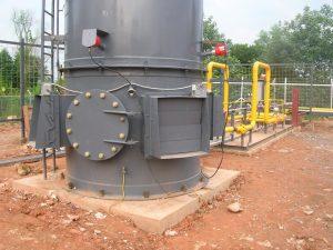 thermal oxidizer efficiency